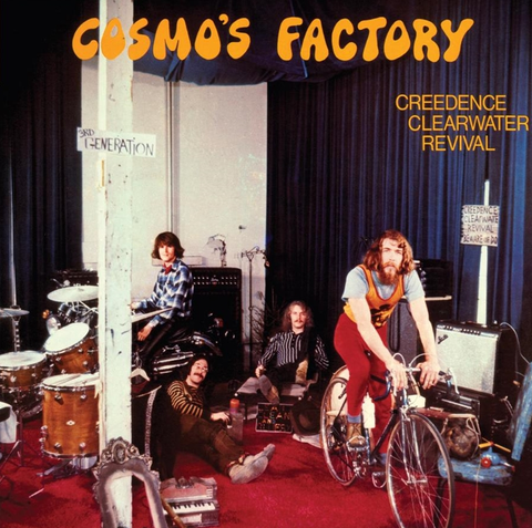 Creedence Clearwater - Cosmos Factory LP