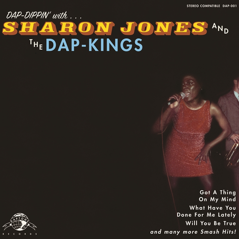 Sharon Jones and the Dap Kings - Dap Dippin' LP