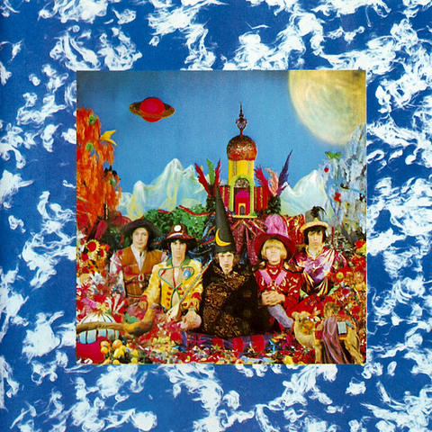 Rolling Stones - Their Satanic Majesties Request LP