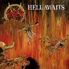 Slayer - Hell Awaits LP (yellow vinyl)