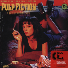 Pulp Fiction - Original Motion Picture Soundtrack LP (180g)
