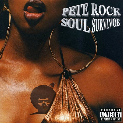 Pete Rock - Soul Survivor 2LP + 7-Inch (Colored Vinyl)