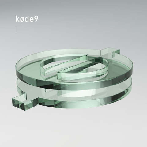 Kode9 - Nothing 2LP (Colored Vinyl) + Download