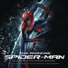 James Horner - The Amazing Spiderman Soundtrack LP