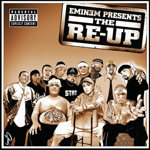 Eminem Presents the Re-Up 2LP