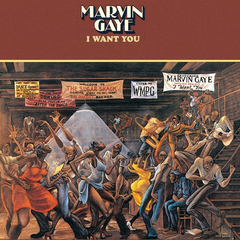 Marvin Gaye - I Want You LP (180g)