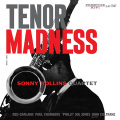 Sonny Rollins - Tenor Madness LP (180g)