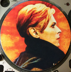 David Bowie - Low Slipmat