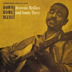 Brownie McGhee - Down Home Blues (180g) LP