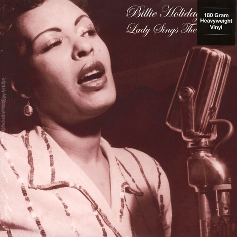Billie Holiday - Lady Sings The Blues LP (180g)