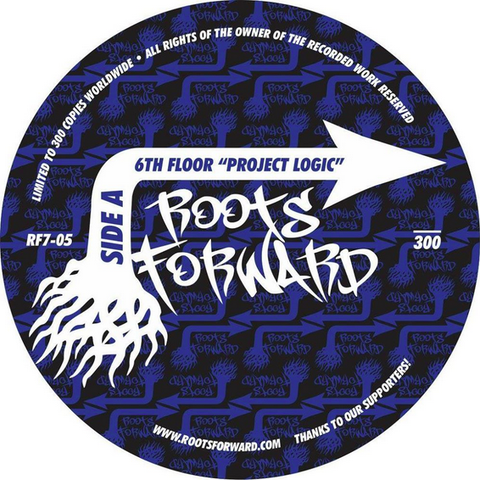6th Floor - Project Logic 7-Inch