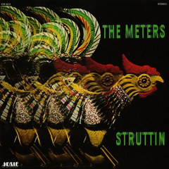 The Meters - Struttin LP