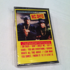 MC Shy-D - Don't Sweat Me Cassette
