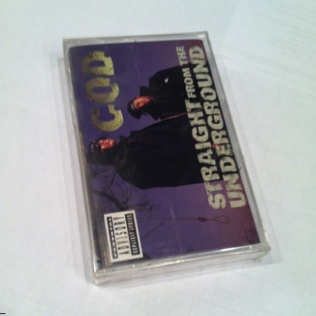 COD - Straight From The Underground Cassette