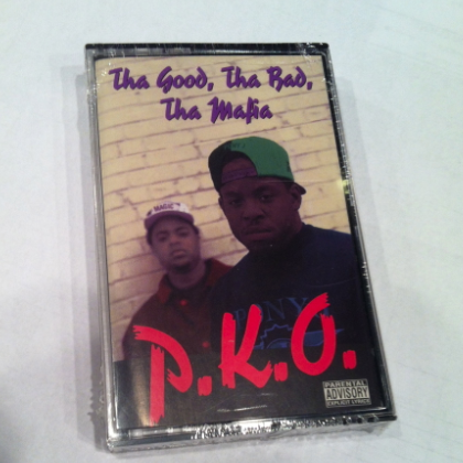 P.K.O. - The Good, The Bad, The Mafia Cassette