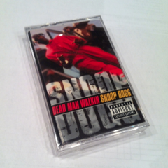 Snoop Dogg - Dead Man Walking Cassette