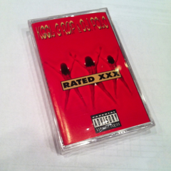 Kool G Rap and DJ Polo - Rated XXX Cassette