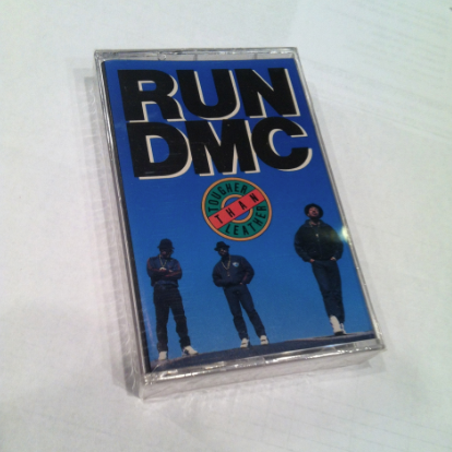 Run DMC - Tougher Than Leather Cassette