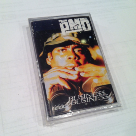 PMD - Business Is Business Cassette