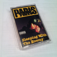 Paris - Sleeping With The Enemy Cassette