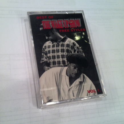 Best of the Wake Up Show Freestyles Vol. 1 Cassette