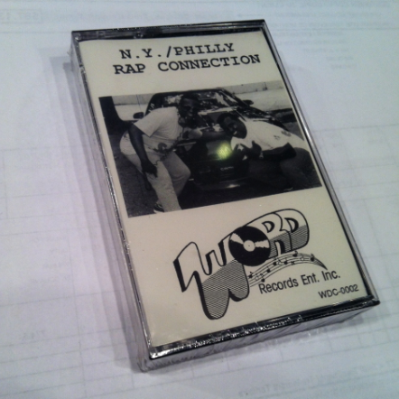 N.Y. / Philly Rap Connection Cassette