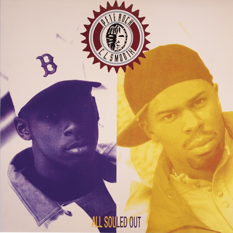 Pete Rock - All Souled Out (Clear Vinyl)
