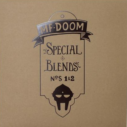 MF DOOM - Special Blends, Vol. 1 & 2 (2LP - Standard Edition)