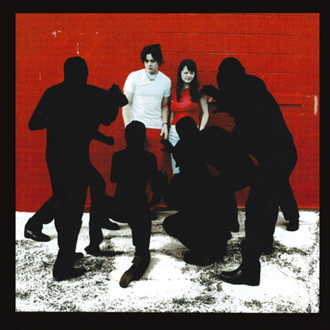The White Stripes - White Blood Cells LP (180g)