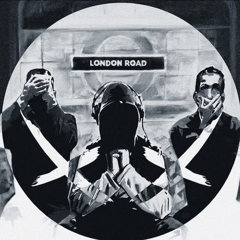 Modestep - London Road 2LP (180g) White Vinyl