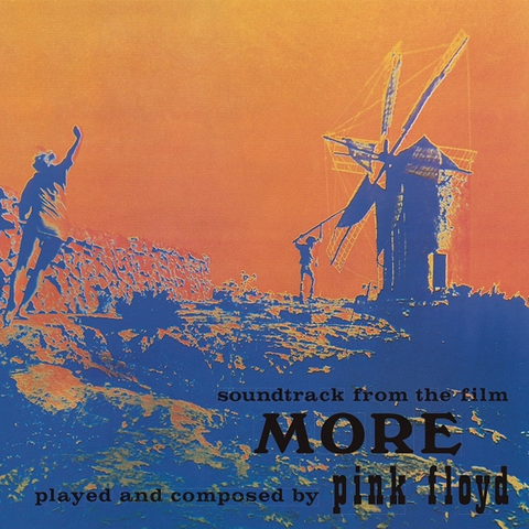 Pink Floyd - More (Original Soundtrack) LP (180g)