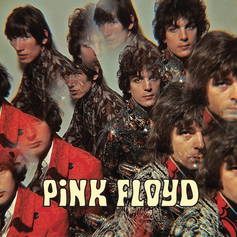 Pink Floyd - The Piper At The Gates Of Dawn LP (180g)