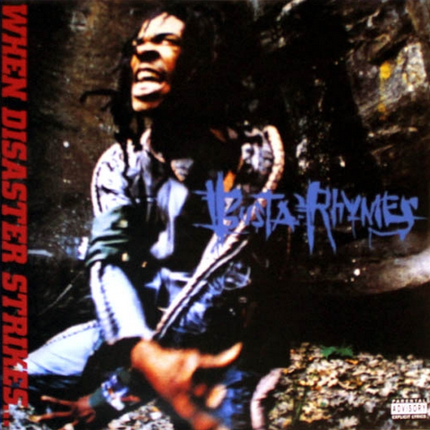Busta Rhymes - When Disaster Strikes 2LP