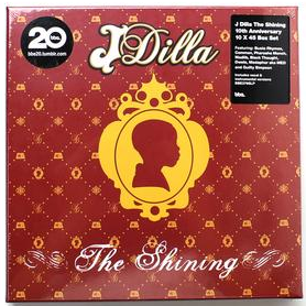 J Dilla - The Shining 10x7-Inch Box Set