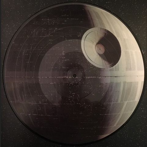 John Williams - Star Wars Episode IV: A New Hope 2LP (Picture Disc)