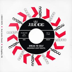 J Rocc - Funky President Edits Vol. 5: Break Yo Self 7-Inch