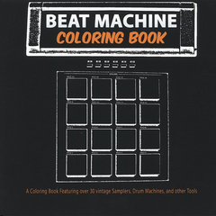 Beat Machine Coloring Book Version 2.0