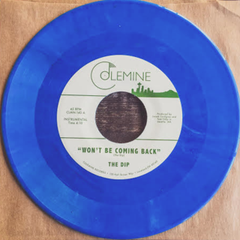 The Dip - Won't Be Coming Back / Canterelle 7-Inch