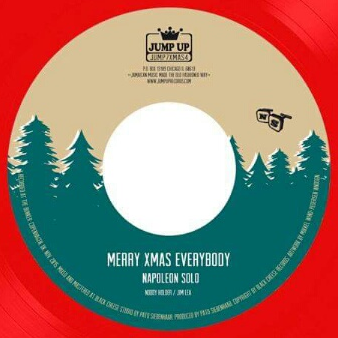 Napoleon Solo - Merry Xmas Everybody 7-Inch