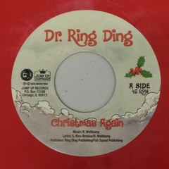 Dr. Ring Ding - Christmas Song 7-Inch