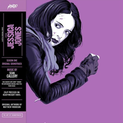 Sean Callery - Jessica Jones Season One Soundtrack 2LP
