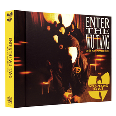 Wu-Tang Clan - Enter The Wu-Tang (36 Chambers) Deluxe 7-Inch Casebook