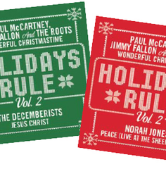 Paul McCartney feat The Roots / The Decemberists - Wonderful Christmastime 7-Inch