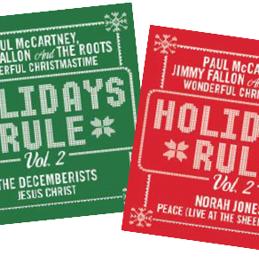 Paul McCartney feat The Roots / Norah Jones - Wonderful Christmastime / Peace 7-Inch
