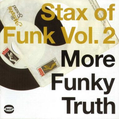 Stax Of Funk Volume 2: More Funky Truth 2LP