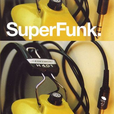 SuperFunk Volume 1 2LP