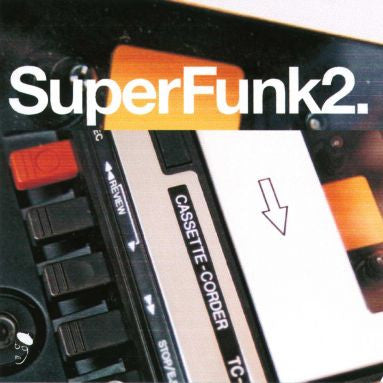 Superfunk 2: Rare Funk From Deep In The  Crates 2LP