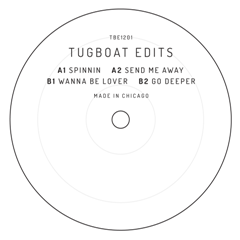 Tim Zawada - Tugboat Edits Vol 1 EP