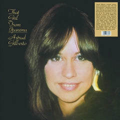 Astrud Gilberto - The Girl From Impanema LP