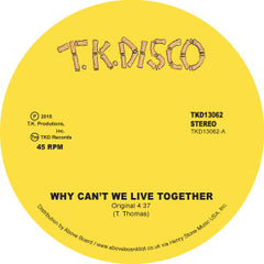 Timmy Thomas - Why Can't We Live Together (LNTG Remix)